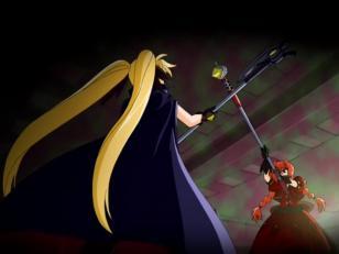 【アニメ】 [DVD] 魔法少女リリカルなのはAs 第01話 「はじまりは突然になの」 (640x480 WMV9).wmv_001410806