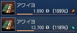 アワイヨ:リマ→オスロ