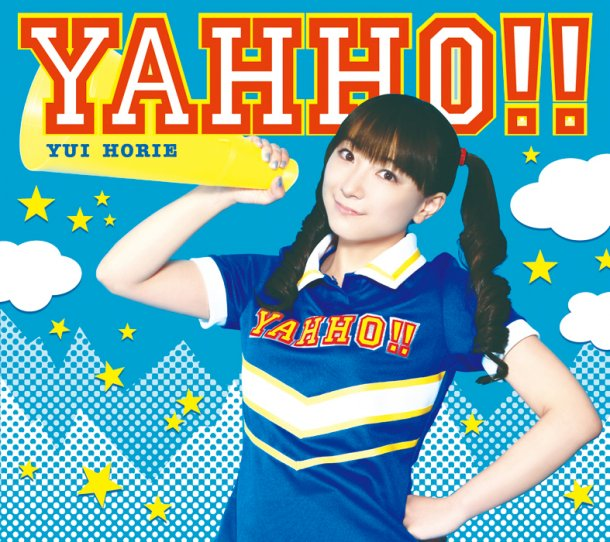 YAHHO!! 初回限定盤 ジャケット大画像