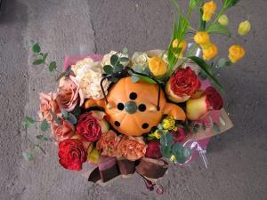 ハロウィンのアレンジ3