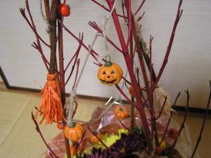 ハロウィンのアレンジ2-2