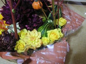 ハロウィンのアレンジ2-4