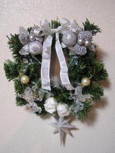 2006クリスマスリース1