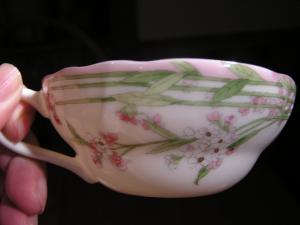 お花のカップ3