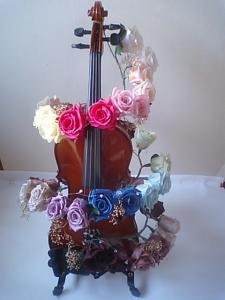 バイオリンのアレンジ1