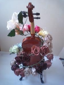 バイオリンのアレンジ3