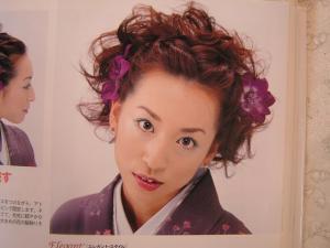 理想の髪飾り1