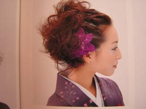 理想の髪飾り2