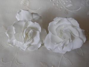 新作の花1