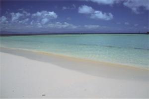 グリーン島の海1