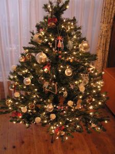 クリスマスツリー2005