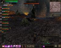 ボス 溶岩の谷の結界魔導師