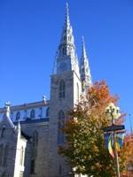 Ottawa・ノートルダム聖堂②