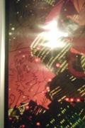 東京ゴッドファーザーズのポスターへのサイン