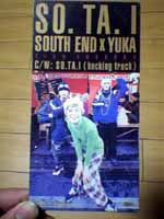 SOUTH END×YUKA「SO.TA.I」
