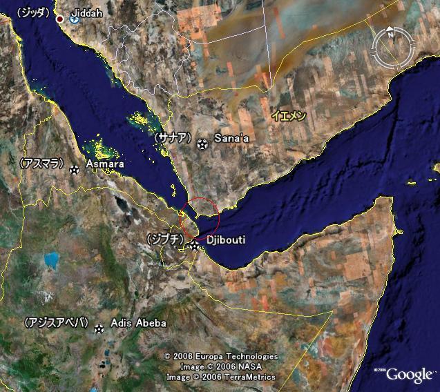 バベル・マンデブ海峡