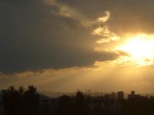 涙の中の虹を見つけに*:・゜.☆ 北の聖地からのセレスチャルメッセージ-sun