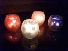 涙の中の虹を見つけに*:・゜.☆ ~青森市セラピールーム アルクトゥールス~-candle