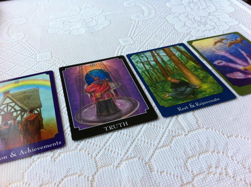 涙の中の虹を見つけに~青森市セラピールーム アルクトゥールス~  -card