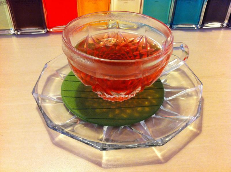 涙の中の虹を見つけに ~青森セラピールーム アルクトゥールス~  -tea