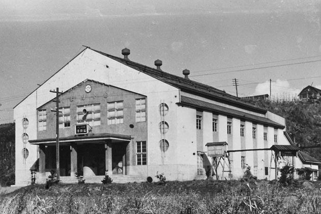 250昭和40年代・赤間会館全景