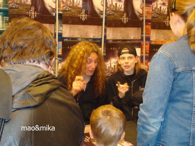 11.6.08 Anttila, Luca ja Ari