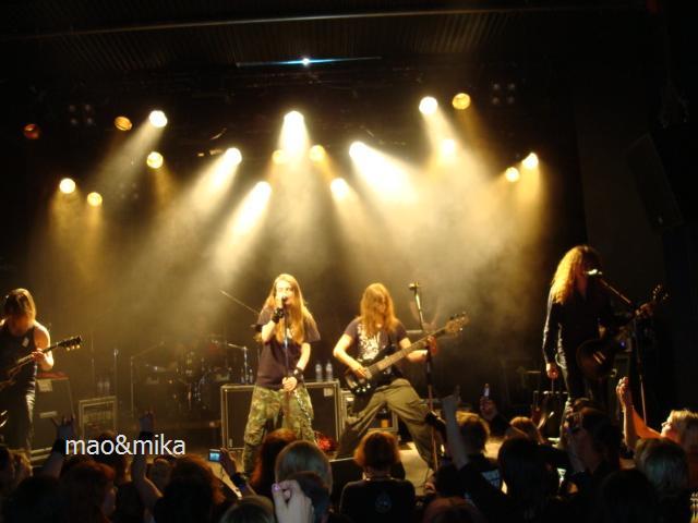 AK band@Tavastia 14.6.08