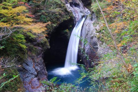 大釜の滝6