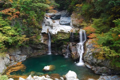 大轟の滝5