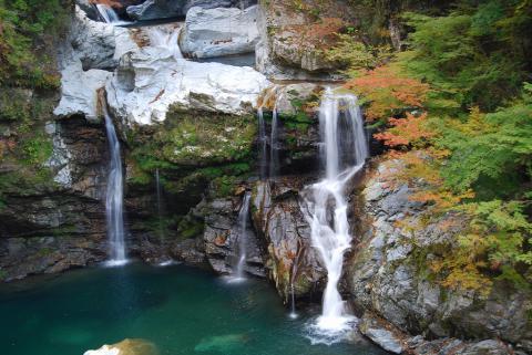 大轟の滝7