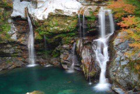 大轟の滝9