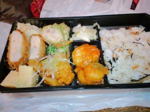 2011.12.21 RF1お弁当