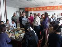 2011 中国展 お食事会01