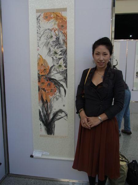 2011 中国展 水墨画 百香艶舞