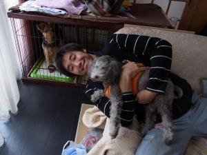 201112 yoji_myDogs