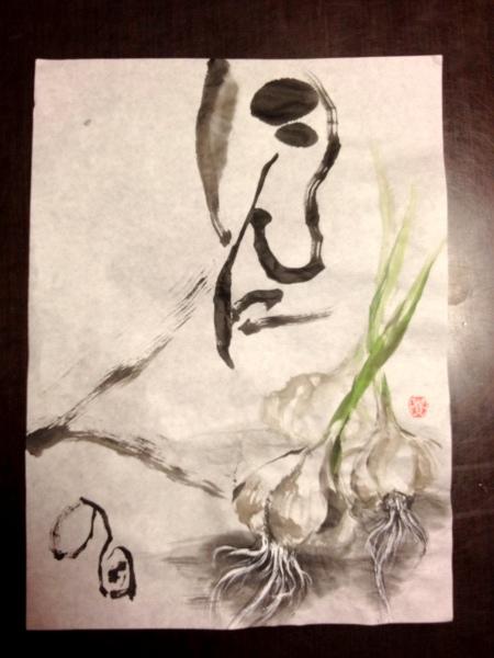 20120229 墨「にんにくの日」