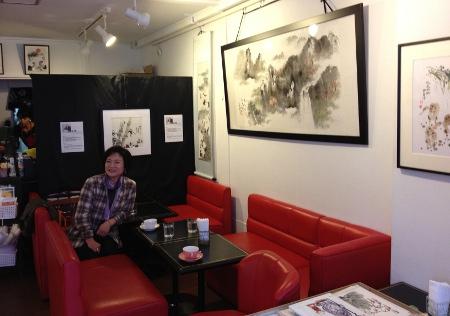 201110 紫雲先生個展01