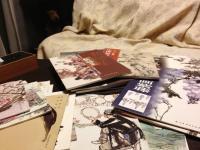 20111103 水墨画の本