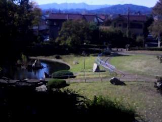 涌き水の公園