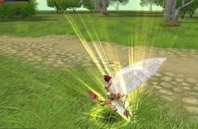 まさに天使の光w