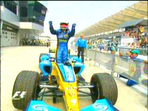 Winning Alonso