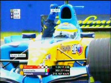 F1 Australia Checker