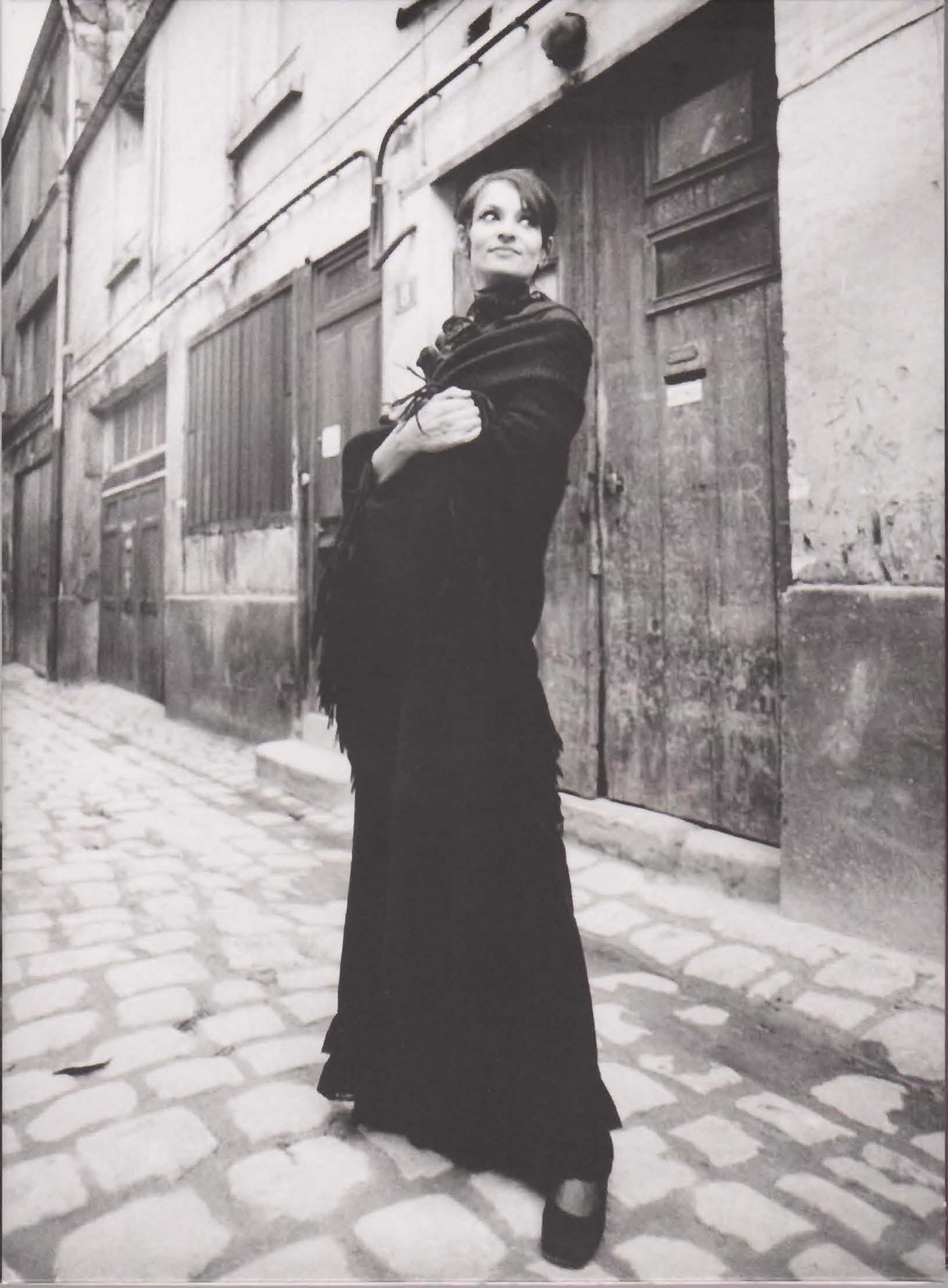 黒衣のバルバラ