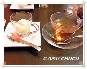 AMU CHOCO にて②