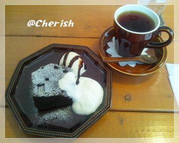 Cherish ケーキセット 2011.12.22