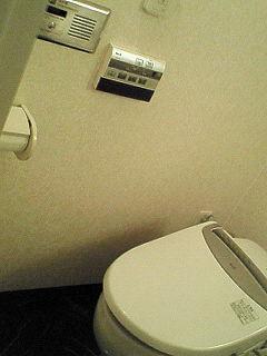 名駅校のトイレ