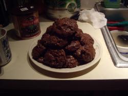 choco cookie 084