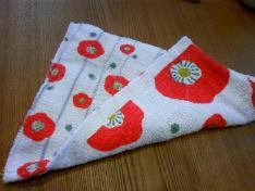 1124雑巾