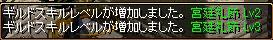 G姫スキルlv3!