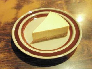 しっとりチーズケーキ